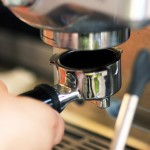 De espressomachine